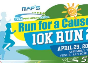 MAP'S 10K Run for a Cause 2018