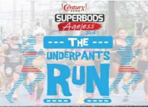 Century Tuna The Underpants Run 2018