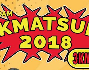 Cosplay Run (Ukmatsuri 2018)
