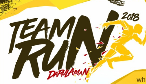 Darul Aman Team Run 2018