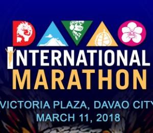 Davao International Marathon 2018