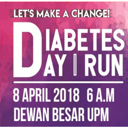 AMSA UPM Diabetes Day 2018