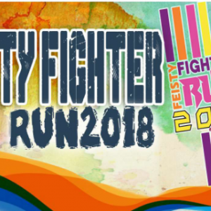 Feisty Fighter Run 2018