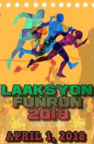 Laaksyon FunRun 2018