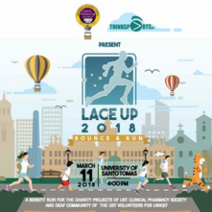 Lace Up 2018 Bounce & Run 2018