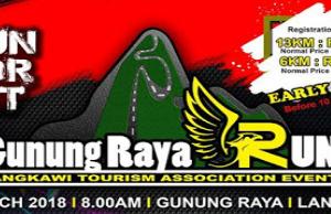 Langkawi Gunung Raya Run 2018