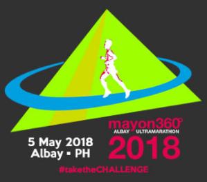 Mayon 360° Albay Ultramarathon 2018