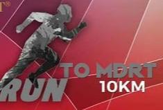 Run to MDRT 2018