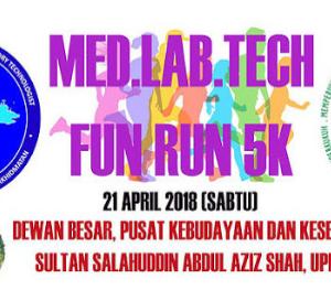 Med.Lab.Tec. Fun Run 2018