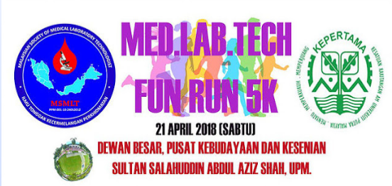 Med.Lab.Tec. Fun Run 2018