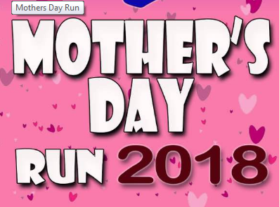Mother's Day Run 2018