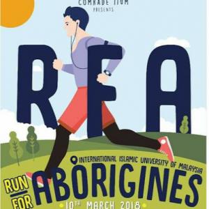 Run For Aborigines 2018