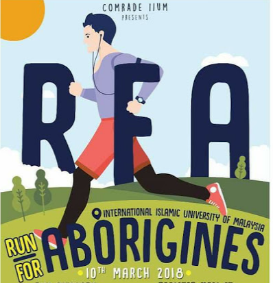 Run For Aborigines 2018