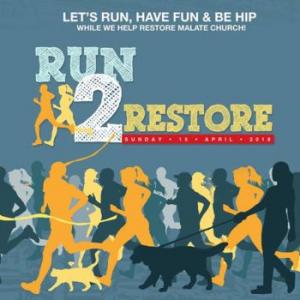 Run2Restore FunRun/Walk 2018