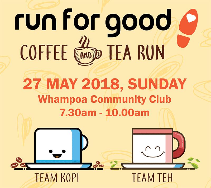 Run For Good Coffee & Tea Run 2018