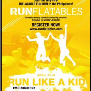 Runflatables: Run Like A Kid 2018