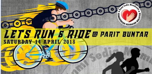 Let's Run & Ride 2018
