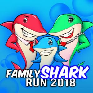Family Shark Run 2018