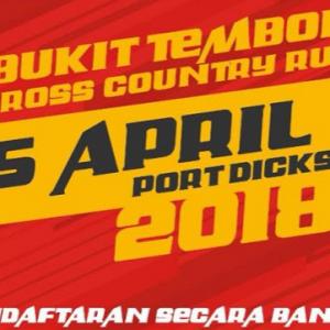 Bukit Tembok Cross Country Run 2018