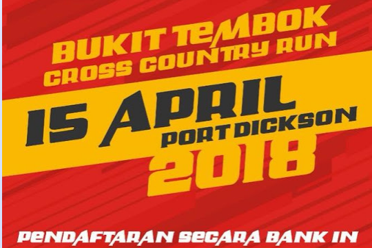 Bukit Tembok Cross Country Run 2018