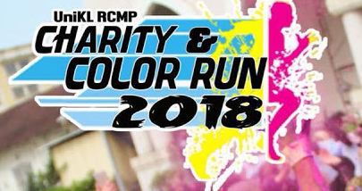 UniKL RCMP Charity & Color Run 2018