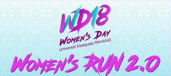 Women's Run 2.0 – 2018