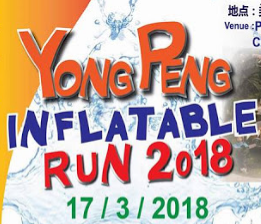 Yong Peng Inflatable Run 2018