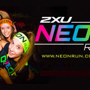 2XU Neon Run 2018