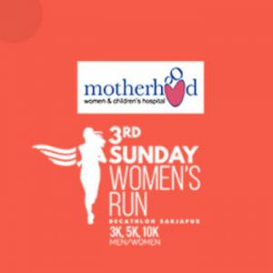 3rd Sunday Womens Run – June 2018