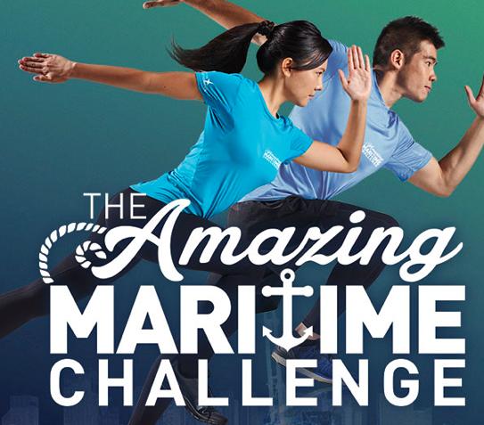 Amazing Maritime Challenge 2018