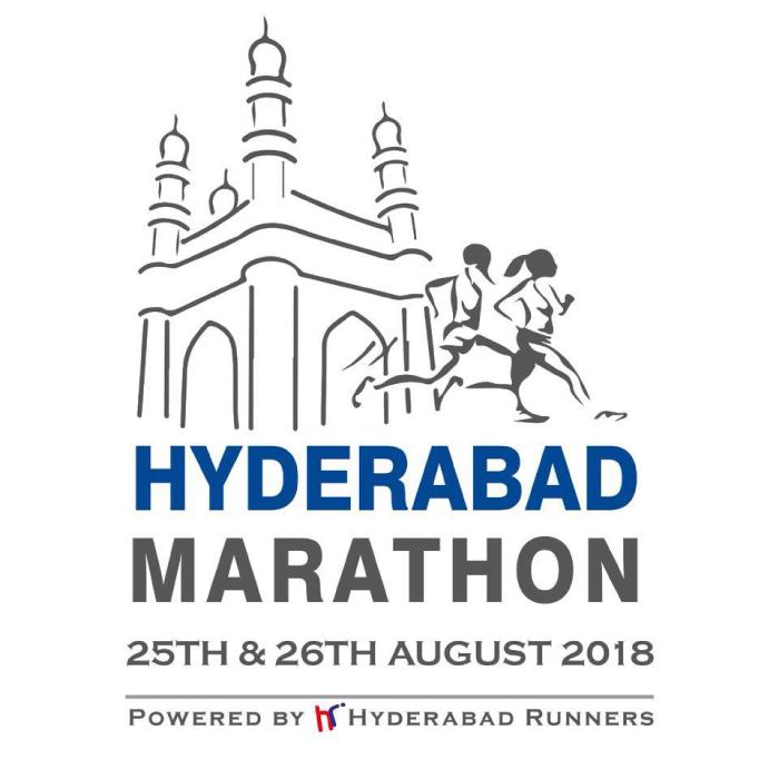Airtel Hyderabad Marathon 2018 (FM, HM, 10 km)