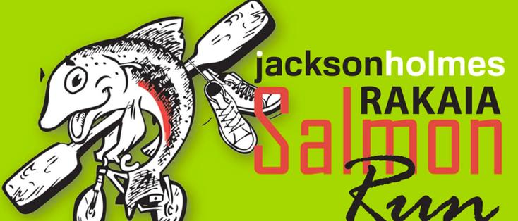 Jackson Holmes Salmon Run 2018