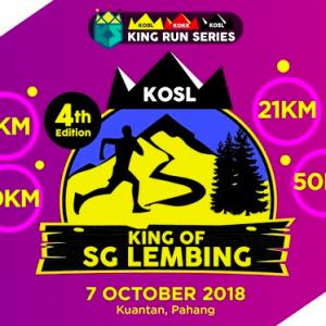King Of Sungai Lembing 2018