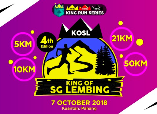 King Of Sungai Lembing 2018