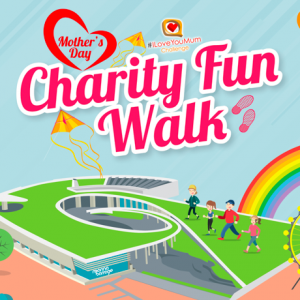 Mother's Day Charity Fun Walk 2018