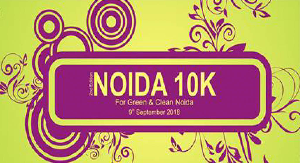 Noida 10K – 2nd Edition 2018