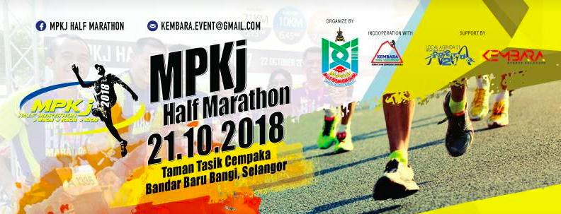 MPKJ Half Marathon 2018