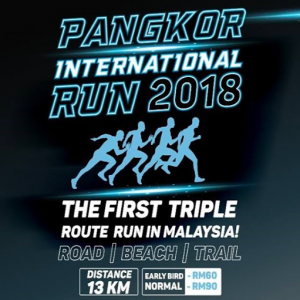 Pangkor International Run 2018
