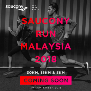 Saucony Run 2018