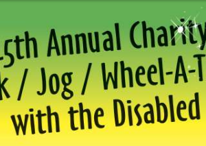 25th Annual Charity Walk/Jog/Wheel-A-Thon With the Disabled – A Silver Jubilee Event 2018