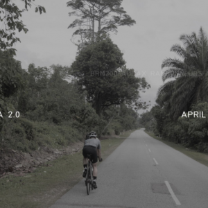 Audax BRM200 April 2018