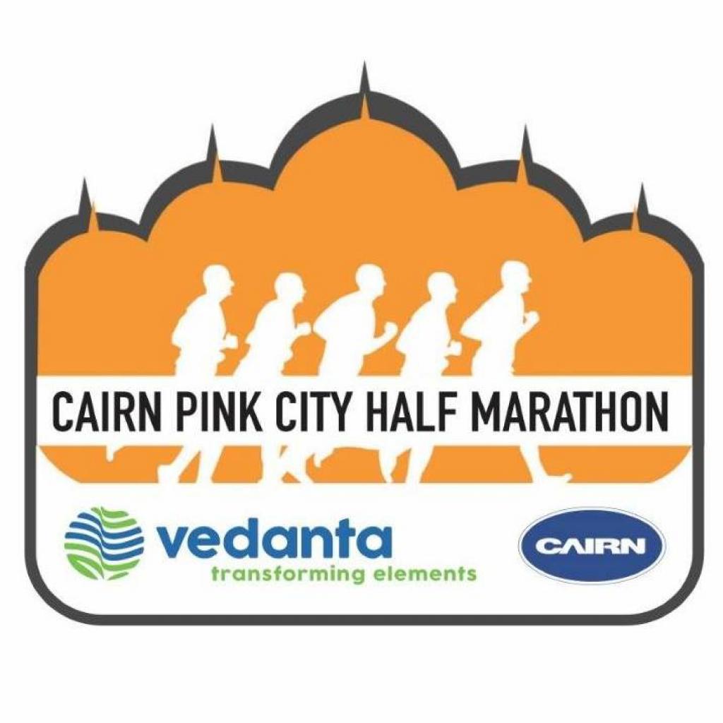 Cairn Pink City Half Marathon 2018
