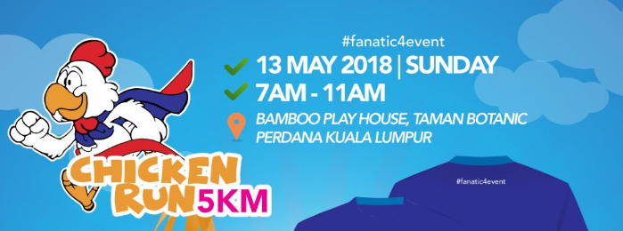 Chicken Fun Run – KL 2018