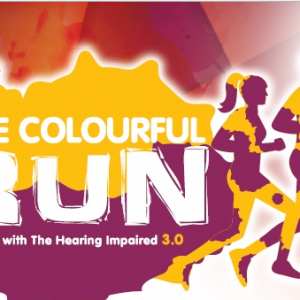 The Colourful Run 2018