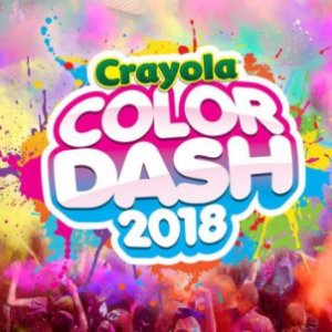 Crayola Color Dash 2018