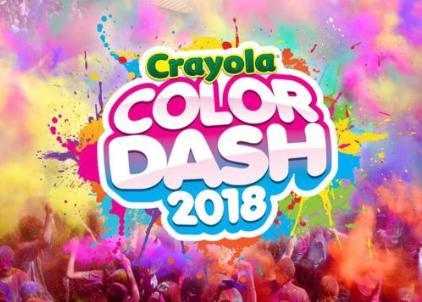 Crayola Color Dash 2018