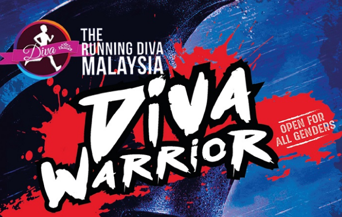 The Running Diva Malaysia Diva Warrior 2018