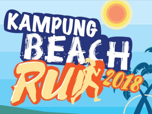 Kampung Beach Run 2018