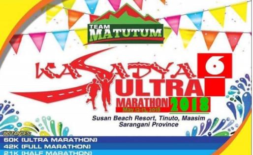 Kasadya Ultramarathon 2018