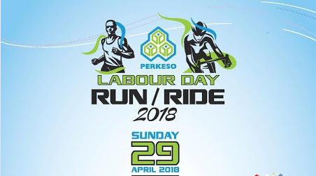 Labour Day Run and Ride 2018